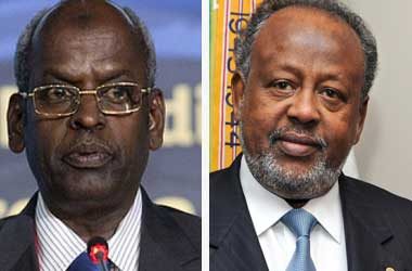Abdoukader Kamil Mohamed and Ismail Omar Guelleh