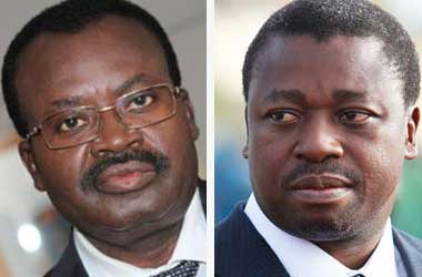 Artheme Seleagodji Abomey and Faure Gnassingbé