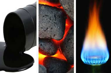 Oil, Coal and Gas